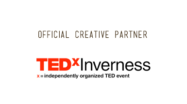 TEDx Inverness - Official Creative Partner